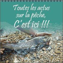 Les actualités de la pêche dans le Gard