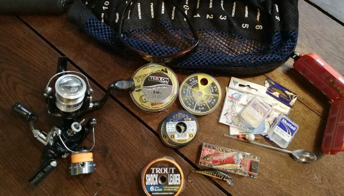 Préparer son matériel pour une bonne ouverture de la pêche à la mouche