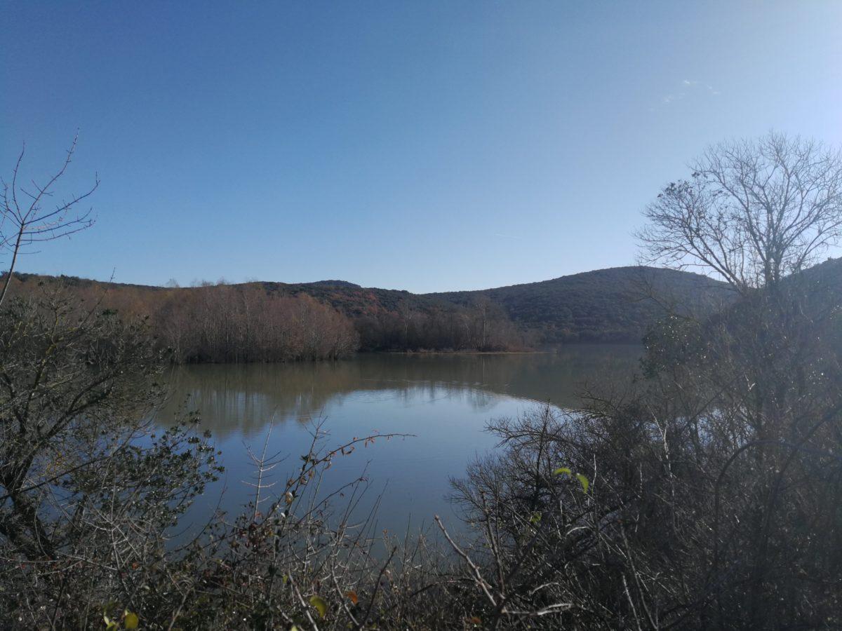 Pêche le carnassier sur le barrage de la Rouvière dans le Gard