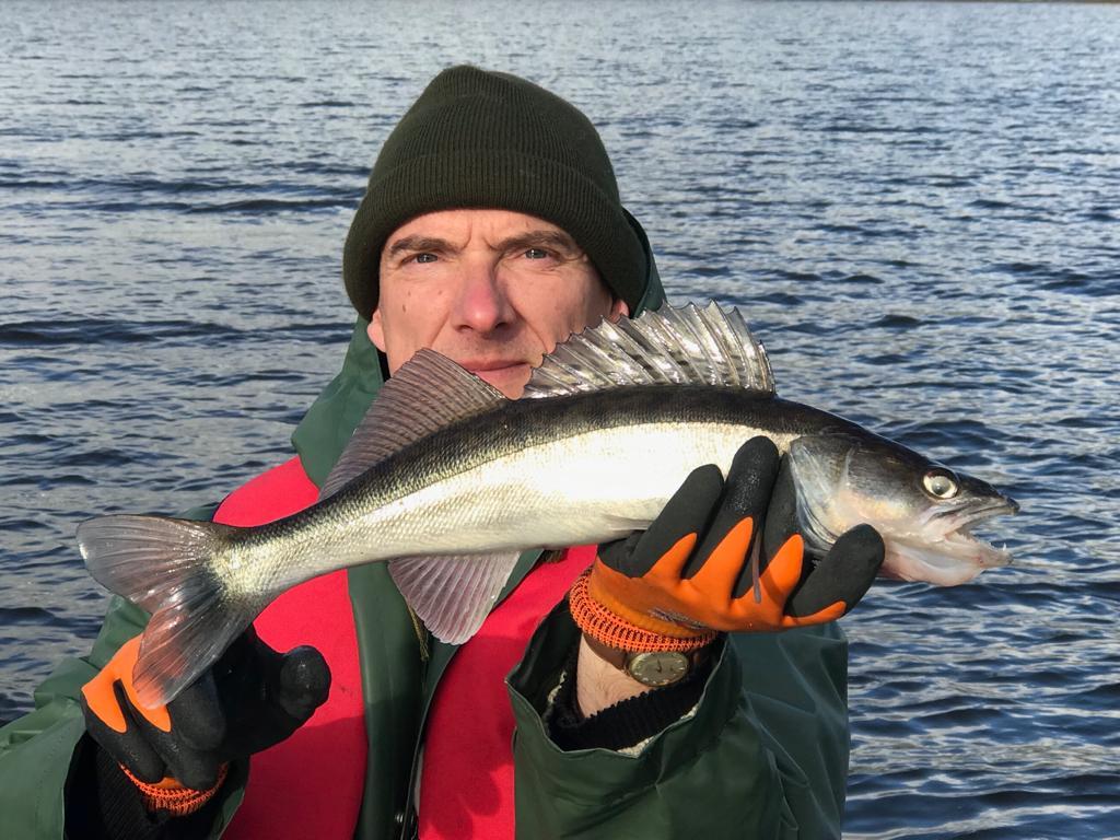 Pêche du sandre sur les eaux gardoises