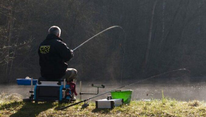 Technique de pêche au coup en hiver